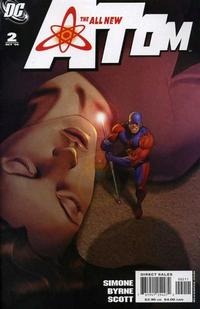 Cover Thumbnail for The All New Atom (DC, 2006 series) #2
