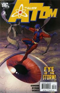 Cover Thumbnail for The All New Atom (DC, 2006 series) #3