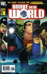 Cover for DCU: Brave New World (DC, 2006 series) #1
