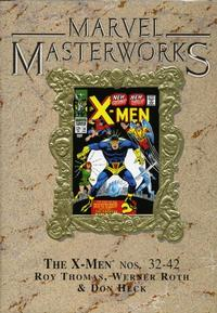 Cover for Marvel Masterworks: The X-Men (Marvel, 2003 series) #4 [Regular Edition]