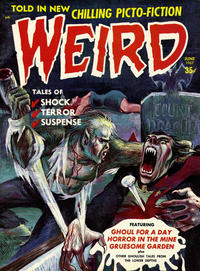 Cover Thumbnail for Weird (Eerie Publications, 1966 series) #v2#3