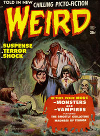 Cover Thumbnail for Weird (Eerie Publications, 1966 series) #v2#4