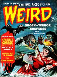 Cover Thumbnail for Weird (Eerie Publications, 1966 series) #v2#6
