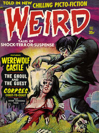 Cover Thumbnail for Weird (Eerie Publications, 1966 series) #v2#8