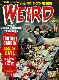 Cover Thumbnail for Weird (Eerie Publications, 1966 series) #v2#10