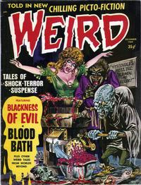 Cover Thumbnail for Weird (Eerie Publications, 1966 series) #v3#5