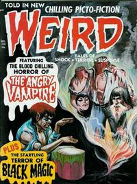 Cover Thumbnail for Weird (Eerie Publications, 1966 series) #v4#6