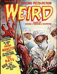 Cover Thumbnail for Weird (Eerie Publications, 1966 series) #v5#1