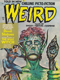 Cover Thumbnail for Weird (Eerie Publications, 1966 series) #v5#2