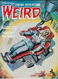 Cover Thumbnail for Weird (Eerie Publications, 1966 series) #v5#4