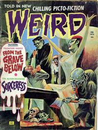 Cover Thumbnail for Weird (Eerie Publications, 1966 series) #v7#1