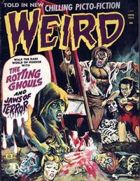 Cover Thumbnail for Weird (Eerie Publications, 1966 series) #v7#4