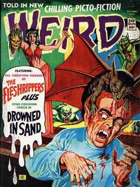 Cover Thumbnail for Weird (Eerie Publications, 1966 series) #v7#6