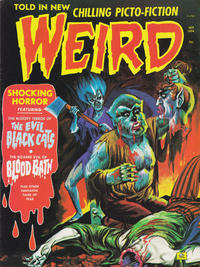 Cover Thumbnail for Weird (Eerie Publications, 1966 series) #v8#4 [5]