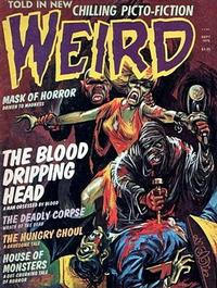Cover Thumbnail for Weird (Eerie Publications, 1966 series) #v9#3