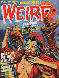 Cover Thumbnail for Weird (Eerie Publications, 1966 series) #v10#2