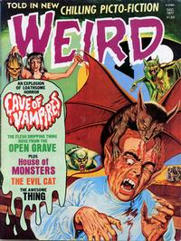 Cover Thumbnail for Weird (Eerie Publications, 1966 series) #v10#3