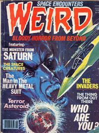 Cover Thumbnail for Weird (Eerie Publications, 1966 series) #v11#2