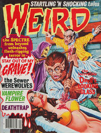 Cover Thumbnail for Weird (Eerie Publications, 1966 series) #v11#3