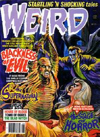 Cover for Weird (Eerie Publications, 1966 series) #v12#2