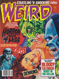 Cover for Weird (Eerie Publications, 1966 series) #v12#3