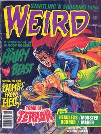 Cover for Weird (Eerie Publications, 1966 series) #v13#3 [2]