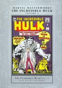 Cover Thumbnail for Marvel Masterworks: The Incredible Hulk (Marvel, 2003 series) #1 [Regular Edition]