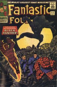 Cover Thumbnail for Marvel's Greatest Comics: Fantastic Four #52 (Marvel, 2006 series) #[nn]