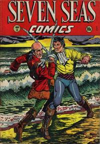 Cover Thumbnail for Seven Seas Comics (Iger, 1946 series) #2