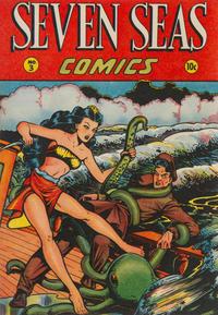 Cover Thumbnail for Seven Seas Comics (Iger, 1946 series) #3