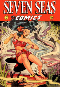 Cover Thumbnail for Seven Seas Comics (Iger, 1946 series) #4
