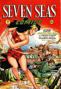 Cover Thumbnail for Seven Seas Comics (Iger, 1946 series) #5