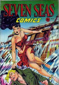 Cover Thumbnail for Seven Seas Comics (Iger, 1946 series) #6