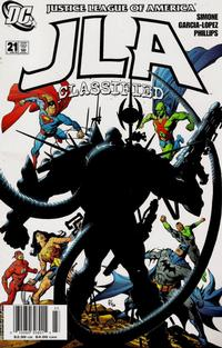 Cover Thumbnail for JLA: Classified (DC, 2005 series) #21