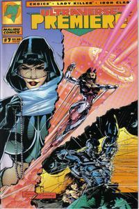 Cover Thumbnail for Hardcase (Malibu, 1993 series) #16 [Direct]