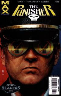 Cover Thumbnail for Punisher (Marvel, 2004 series) #26