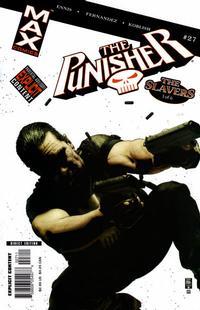 Cover Thumbnail for Punisher (Marvel, 2004 series) #27