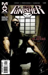 Cover Thumbnail for Punisher (Marvel, 2004 series) #29