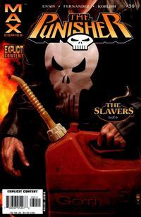 Cover Thumbnail for Punisher (Marvel, 2004 series) #30