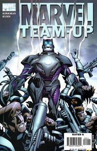 Cover Thumbnail for Marvel Team-Up (Marvel, 2005 series) #22