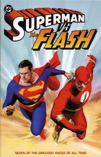 Cover Thumbnail for Superman vs. Flash (DC, 2005 series)