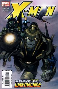 Cover Thumbnail for X-Men (Marvel, 2004 series) #186 [Direct Edition]