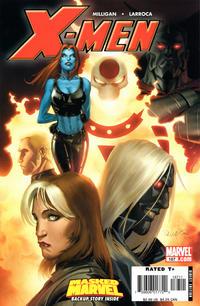 Cover Thumbnail for X-Men (Marvel, 2004 series) #187