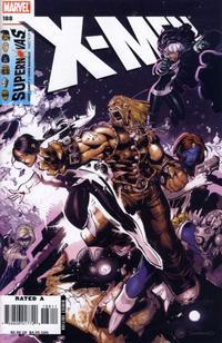 Cover Thumbnail for X-Men (Marvel, 2004 series) #188 [Standard Cover]