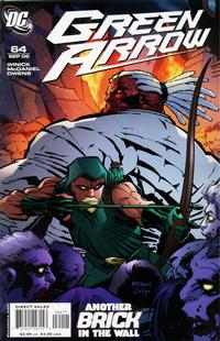 Cover Thumbnail for Green Arrow (DC, 2001 series) #64