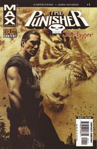Cover Thumbnail for Punisher: The Tyger (Marvel, 2006 series) #1