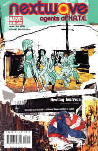 Cover Thumbnail for Nextwave: Agents of H.A.T.E. (Marvel, 2006 series) #9