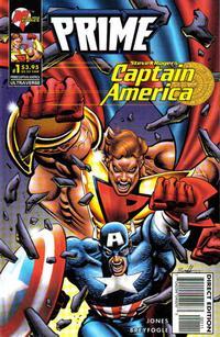 Cover Thumbnail for Prime / Captain America (Marvel, 1996 series) #1