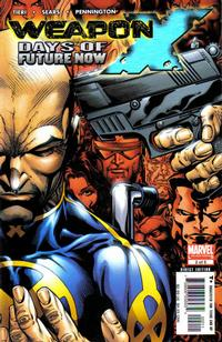Cover Thumbnail for Weapon X: Days of Future Now (Marvel, 2005 series) #2