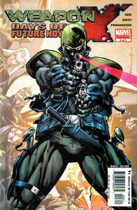 Cover Thumbnail for Weapon X: Days of Future Now (Marvel, 2005 series) #3
